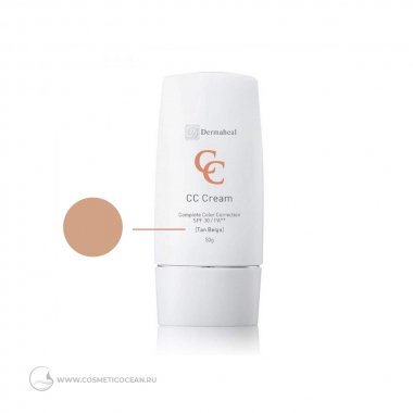 Dermaheal (Дермахил) CC Cream (Tan Beige)